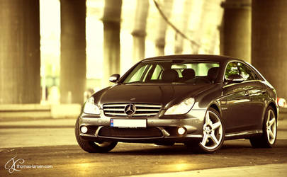 Mercedes-Benz CLS55 AMG .1 by larsen