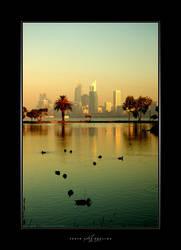 Perth City by larsen