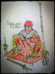 Desert King Shaagos by OniHelix