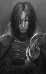 Fanart Blade and soul by Sueta