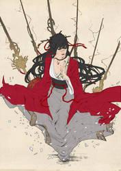 Blade Master by Sueta
