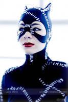 Catwoman _TiMBurton by LanaMarieLive