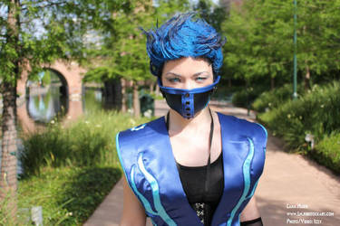 Frost - Mortal Kombat Deception_Deadly Alliance by LanaMarieLive