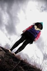 In the sky by GnAkK