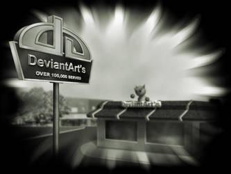 Deviant Drive-Thru II by regener8ed