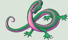 Watermelon Dragon by beblue