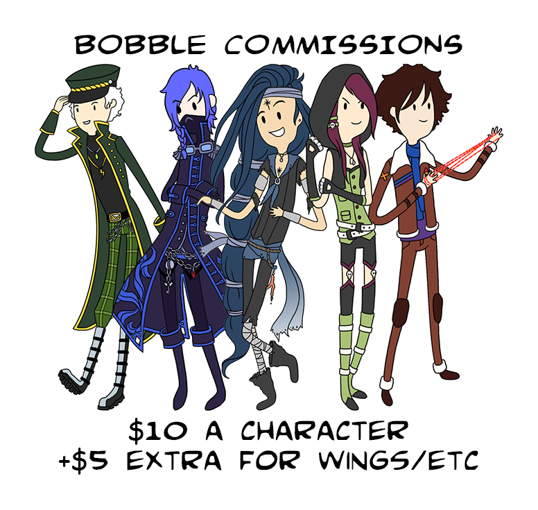 Bobblecommissions by beblue