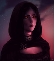 Serana ( The Elder Scrolls V) by Djunifer