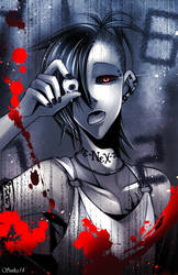 TG: Eyes by YummySuika