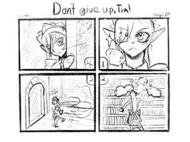 Dont give up, Tia! by azuretan