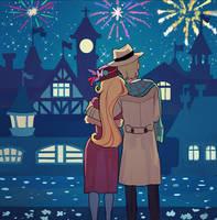 Alles Gute fur das neue Jahr by RL-3