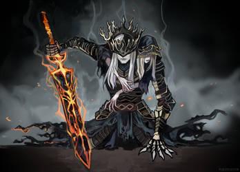 Dark Souls III: Twin Princes by RL-3