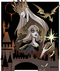 Lothric and Lorian by RL-3