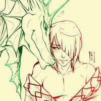 magi: Drakon X Spartos by KrapivaZ