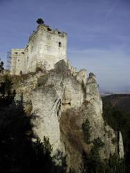 Lietava Castle by xTaNdTx