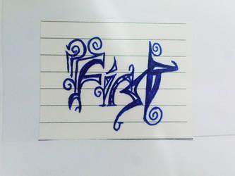 First by nimraaijaz