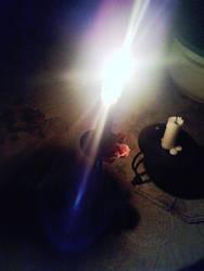 Those days when power outage was fun... by nimraaijaz