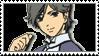Ayato Kamina Stamp by jadespider