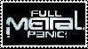 Full Metal Panic stamp by jadespider