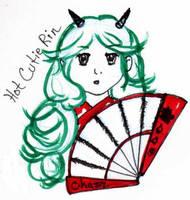 Hot Cutie Rin by jadespider