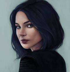 Juliette by Oephy