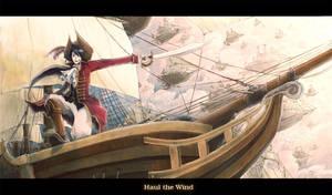 Haul the Wind by sherrae78