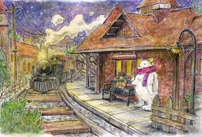 Last Train Home by sherrae78