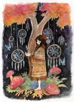 Dream Catcher by sherrae78