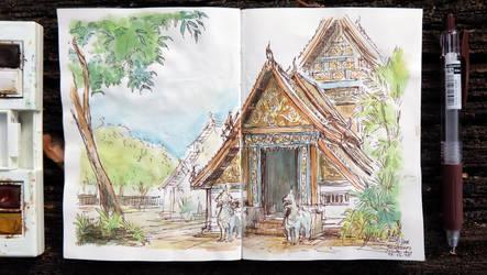 Wat Nong Bua by sherrae78