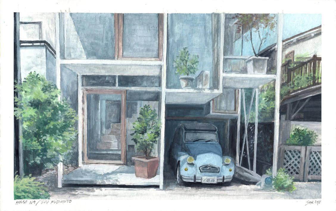 House NA / Sou Fujimoto by sherrae78
