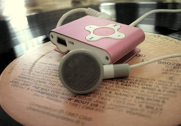 Music was my first Love by arwenv