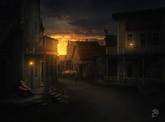 WildWest by Drake1024