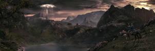 Pathfinder by Drake1024