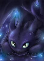 Toothless by Dylan-Virtue2Vice