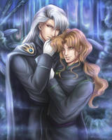 Kunzite and Zoisite by Dylan-Virtue2Vice