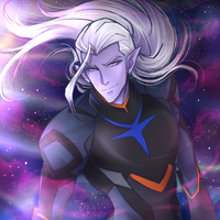 Lotor by DylanCadin