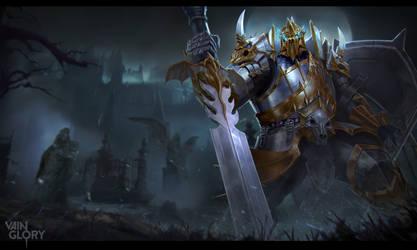 Vainglory: DeathLance by T-razz