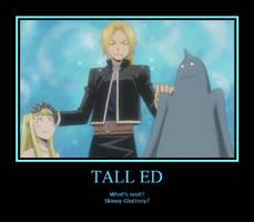 Tall Ed by LaylaUzumaki