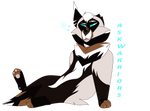 Just Chillin (Hawkfrost Collab) by AskWarri0rs