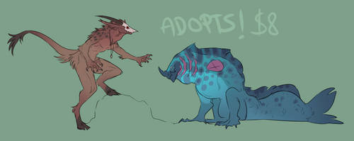 quick sketchy adopts (open) by tomoburd