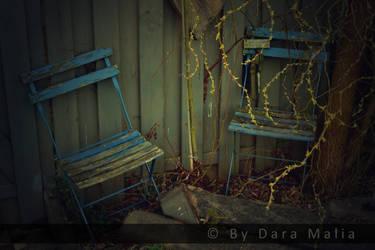 Where Did You Go? by daramalia