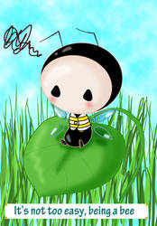 Little Bee by tenshinosoranouta