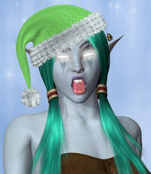 Agrimonia's Winter Veil Hat by makibird