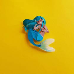 Mermaid Poket 2 by RaphaelOda