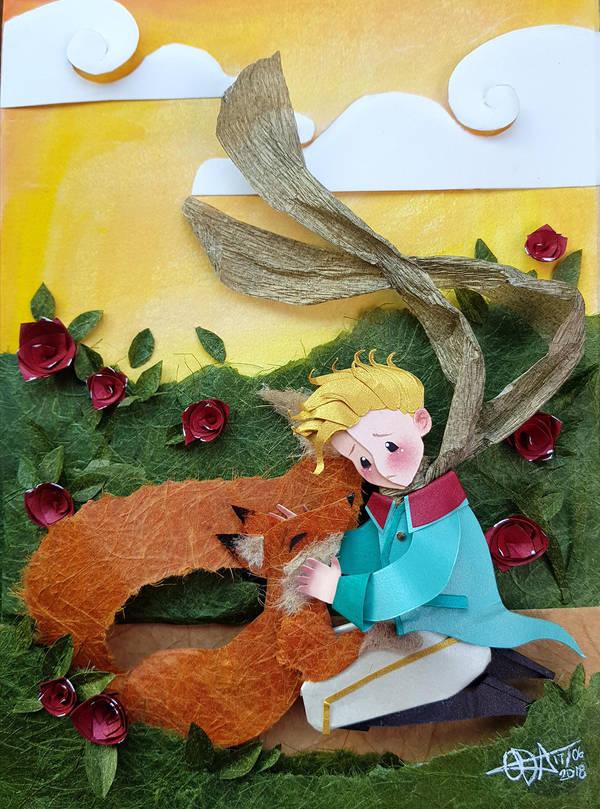 The Little Prince by RaphaelOda