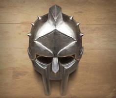 Gladiator Helmet2 by michalmotyka