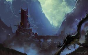 Fantasy Landscape by michalmotyka