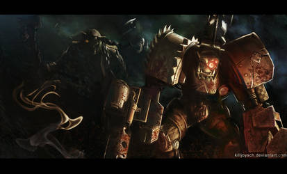 warhammer5 by SchastnySergey