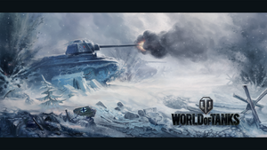 World of Tanks T-34 by SchastnySergey