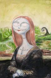 Mona Sally by SilverLady7